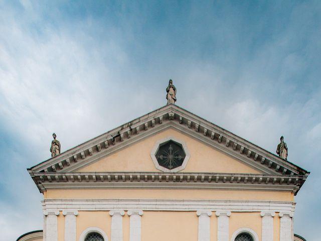 Il matrimonio di Alessandro e Ilaria a Cordignano, Treviso 24