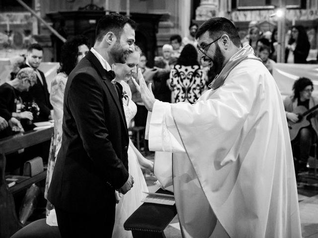 Il matrimonio di Alessandro e Ilaria a Cordignano, Treviso 27