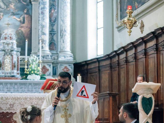 Il matrimonio di Alessandro e Ilaria a Cordignano, Treviso 28