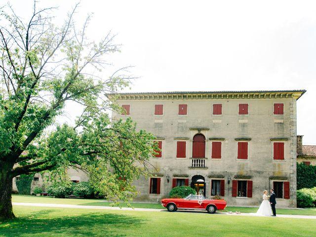 Il matrimonio di Alessandro e Ilaria a Cordignano, Treviso 1