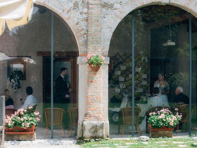 Il matrimonio di Alessandro e Ilaria a Cordignano, Treviso 44