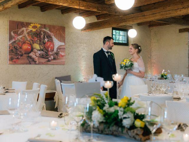 Il matrimonio di Alessandro e Ilaria a Cordignano, Treviso 46