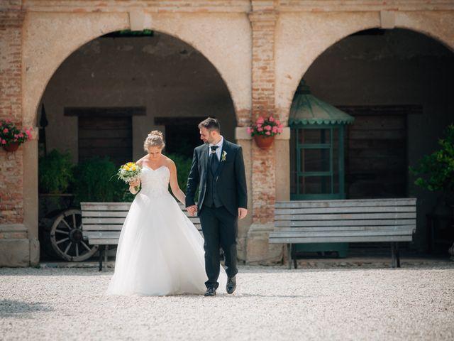 Il matrimonio di Alessandro e Ilaria a Cordignano, Treviso 49