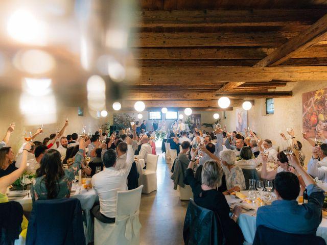 Il matrimonio di Alessandro e Ilaria a Cordignano, Treviso 50