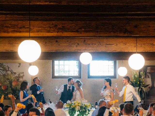 Il matrimonio di Alessandro e Ilaria a Cordignano, Treviso 51