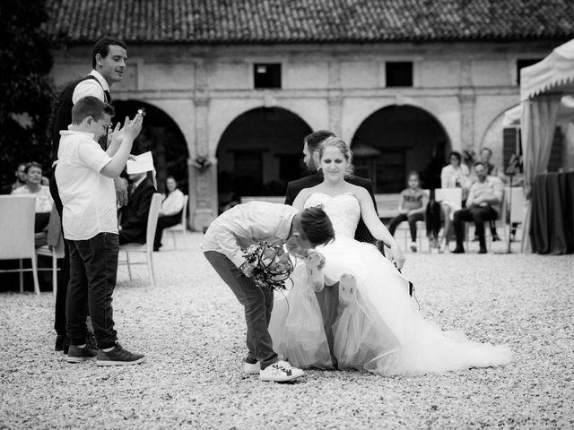 Il matrimonio di Alessandro e Ilaria a Cordignano, Treviso 61
