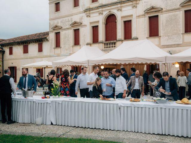 Il matrimonio di Alessandro e Ilaria a Cordignano, Treviso 62
