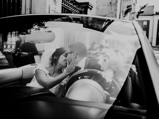 Il matrimonio di Emanuele e Maria a Brindisi, Brindisi 17