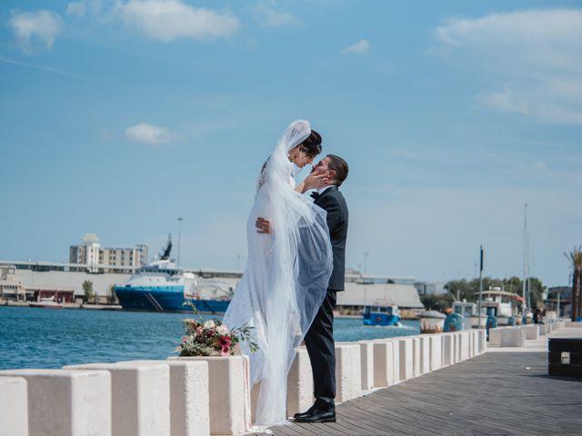 Il matrimonio di Emanuele e Maria a Brindisi, Brindisi 18