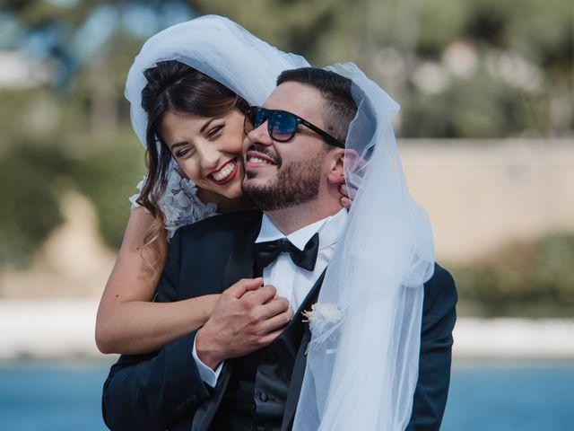 Il matrimonio di Emanuele e Maria a Brindisi, Brindisi 20