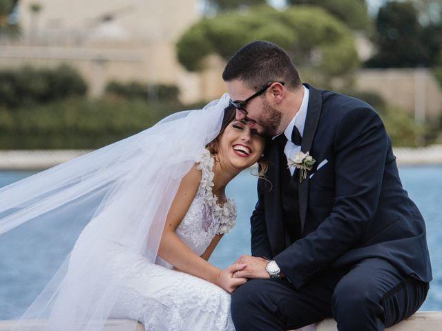 Il matrimonio di Emanuele e Maria a Brindisi, Brindisi 22