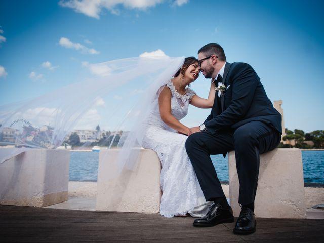Il matrimonio di Emanuele e Maria a Brindisi, Brindisi 25