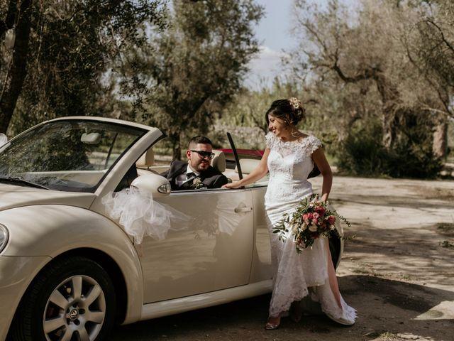 Il matrimonio di Emanuele e Maria a Brindisi, Brindisi 27