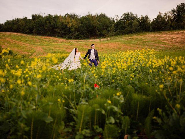Le nozze di Giusy e Antonino