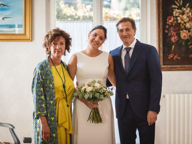 Il matrimonio di Francesco e Maria a Turate, Como 11