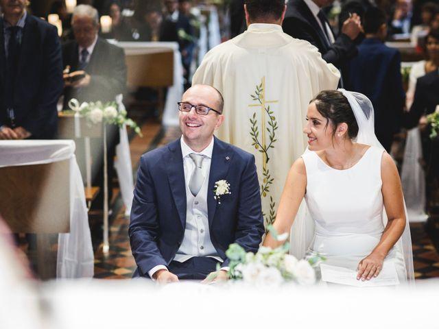 Il matrimonio di Francesco e Maria a Turate, Como 14