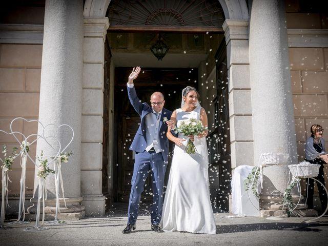 Il matrimonio di Francesco e Maria a Turate, Como 15