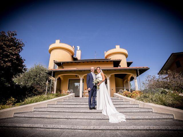 Il matrimonio di Francesco e Maria a Turate, Como 16