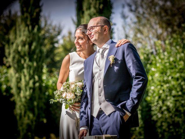 Il matrimonio di Francesco e Maria a Turate, Como 19