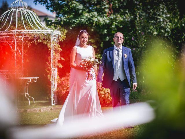 Il matrimonio di Francesco e Maria a Turate, Como 20