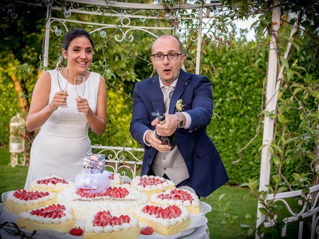 Il matrimonio di Francesco e Maria a Turate, Como 25