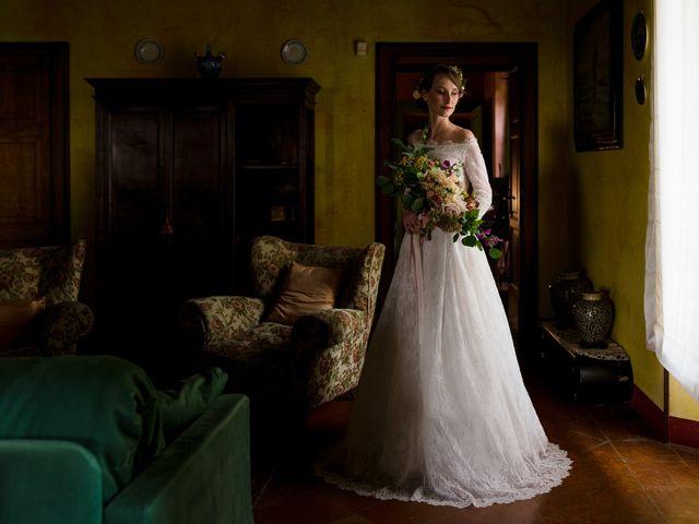 Il matrimonio di Alessio e Federica a Agazzano, Piacenza 22