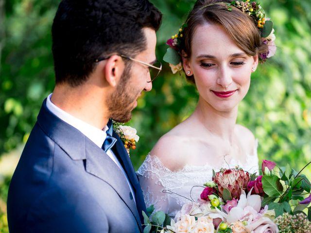 Il matrimonio di Alessio e Federica a Agazzano, Piacenza 32
