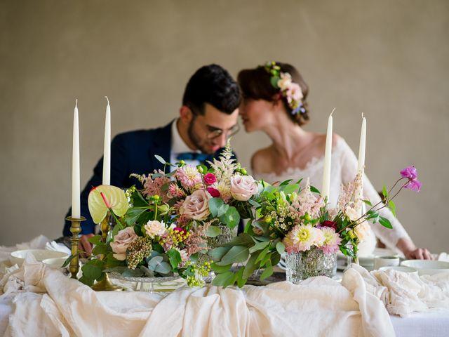 Il matrimonio di Alessio e Federica a Agazzano, Piacenza 33