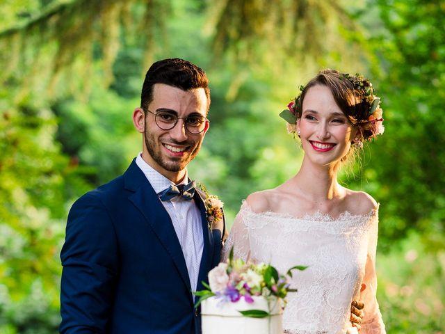 Il matrimonio di Alessio e Federica a Agazzano, Piacenza 48