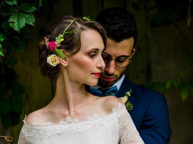 Il matrimonio di Alessio e Federica a Agazzano, Piacenza 40
