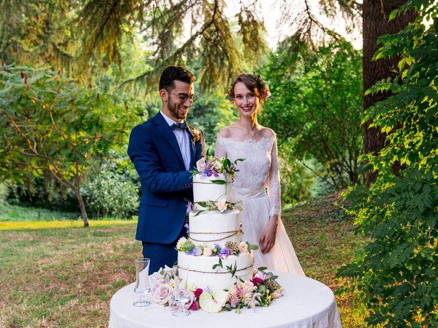 Il matrimonio di Alessio e Federica a Agazzano, Piacenza 50