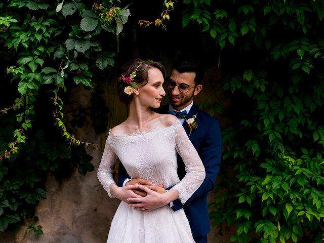 Il matrimonio di Alessio e Federica a Agazzano, Piacenza 43