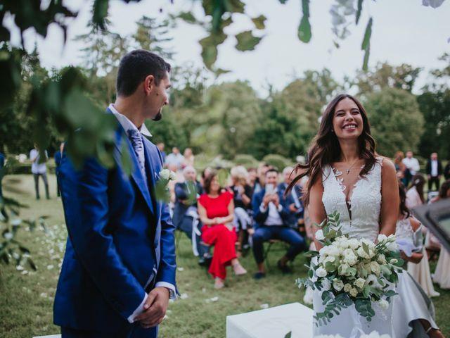 Le nozze di Alessia e Paolo
