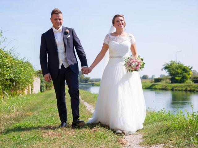 Il matrimonio di Giorgio e Samantha a Offanengo, Cremona 13