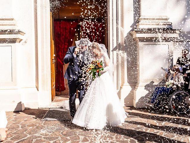 Il matrimonio di Giulio e Alice a Treviso, Treviso 8