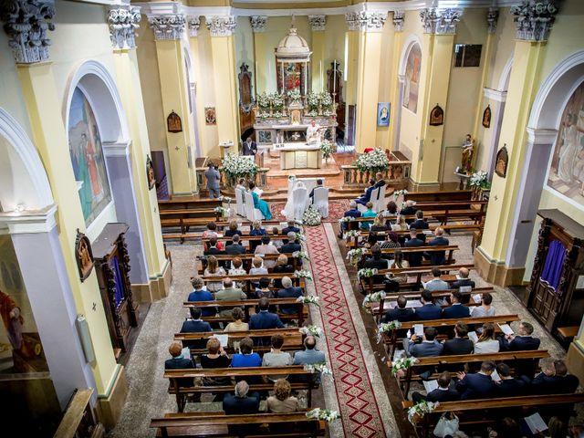 Il matrimonio di Roberto e Daniela a Oggiona con Santo Stefano, Varese 22