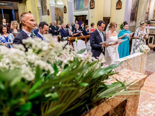 Il matrimonio di Roberto e Daniela a Oggiona con Santo Stefano, Varese 25