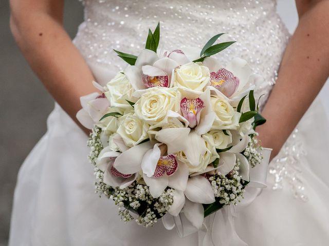 Il matrimonio di Roberto e Daniela a Oggiona con Santo Stefano, Varese 43