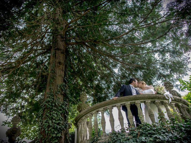 Il matrimonio di Roberto e Daniela a Oggiona con Santo Stefano, Varese 46