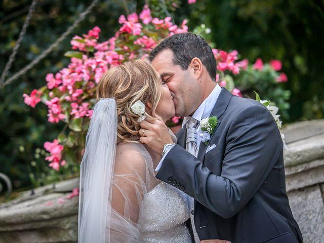 le nozze di Daniela e Roberto