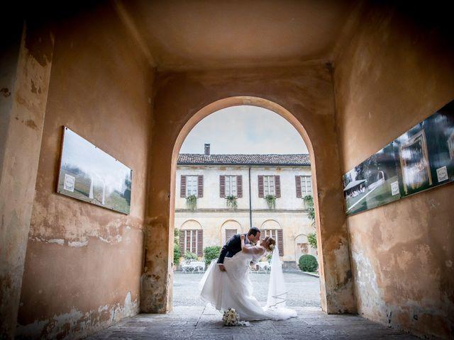 Il matrimonio di Roberto e Daniela a Oggiona con Santo Stefano, Varese 49