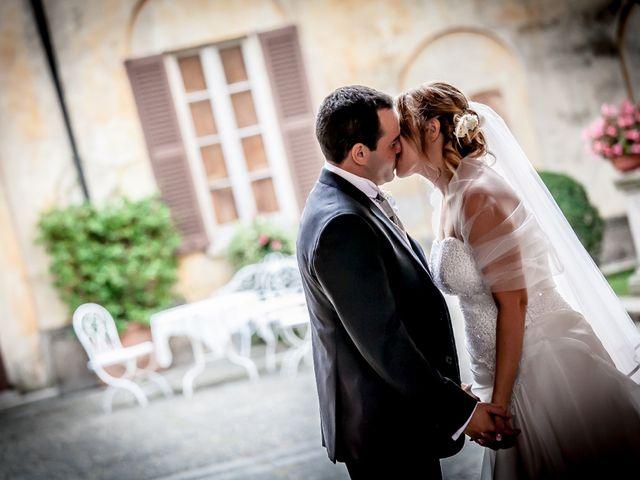 Il matrimonio di Roberto e Daniela a Oggiona con Santo Stefano, Varese 50