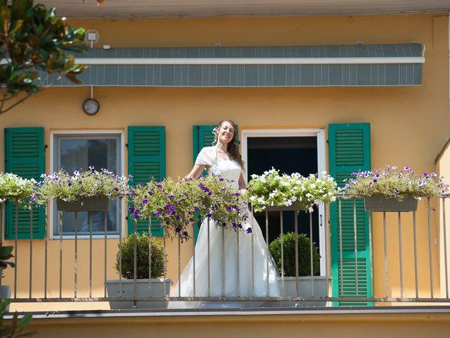 Il matrimonio di Francesco e Valeria a Treville, Alessandria 14