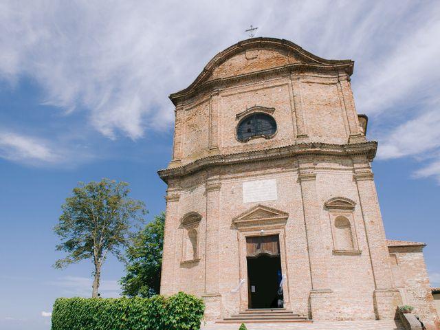 Il matrimonio di Francesco e Valeria a Treville, Alessandria 19