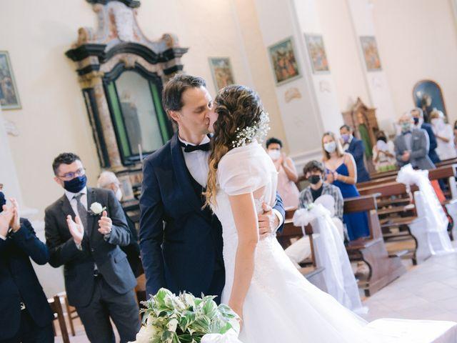 Il matrimonio di Francesco e Valeria a Treville, Alessandria 21