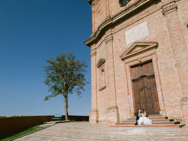 Il matrimonio di Francesco e Valeria a Treville, Alessandria 22