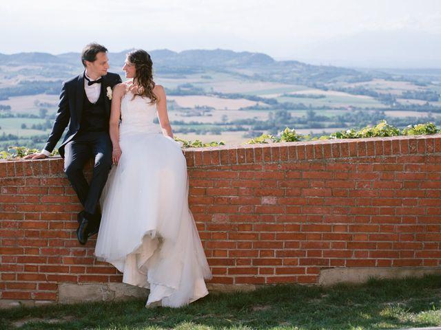 Il matrimonio di Francesco e Valeria a Treville, Alessandria 24