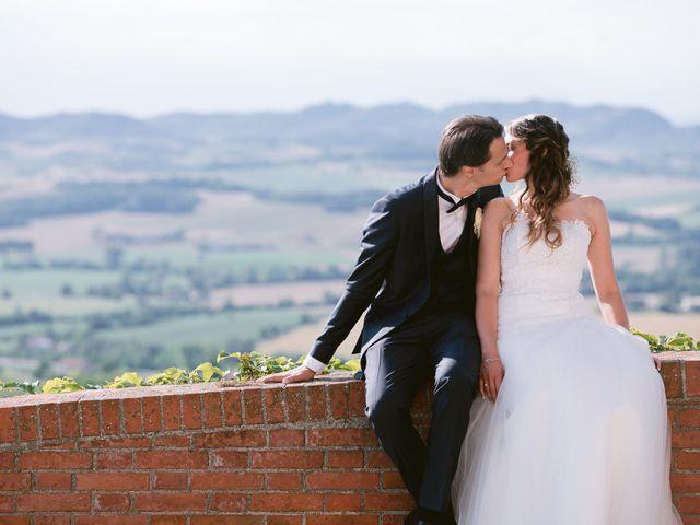 Il matrimonio di Francesco e Valeria a Treville, Alessandria 25