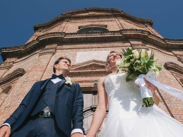 Il matrimonio di Francesco e Valeria a Treville, Alessandria 27