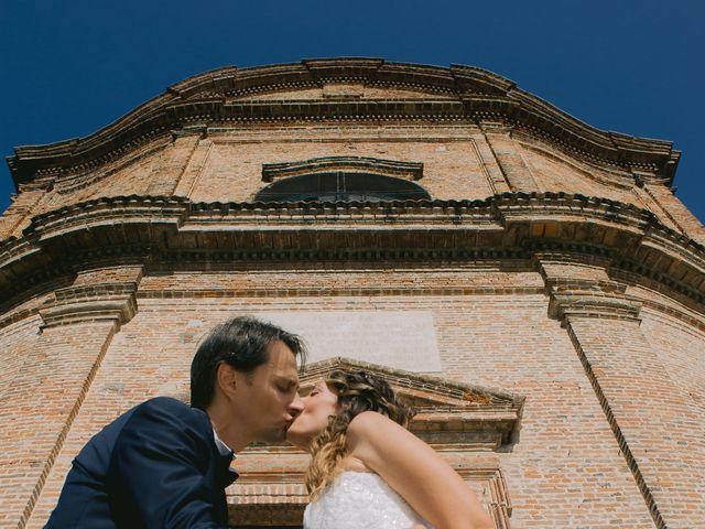 Il matrimonio di Francesco e Valeria a Treville, Alessandria 28